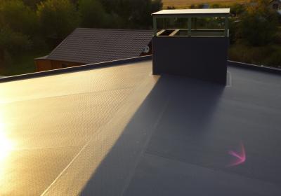 Кровельные работы по утеплению крыши дома